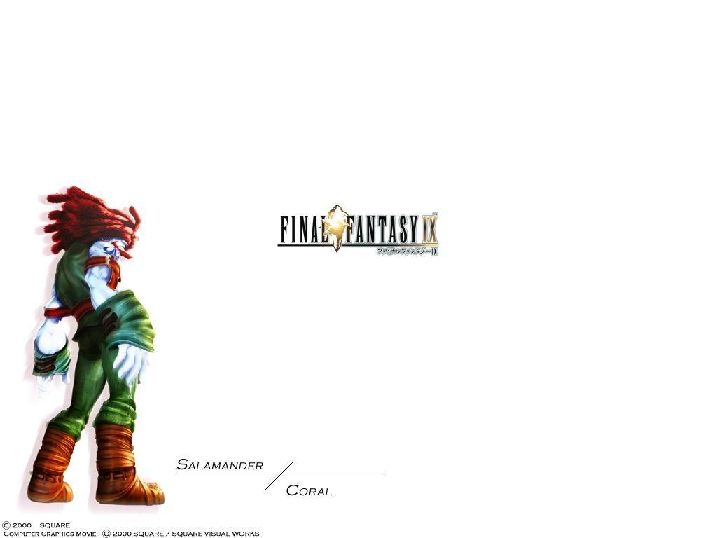 Wallpaper Final Fantasy 9 tarask