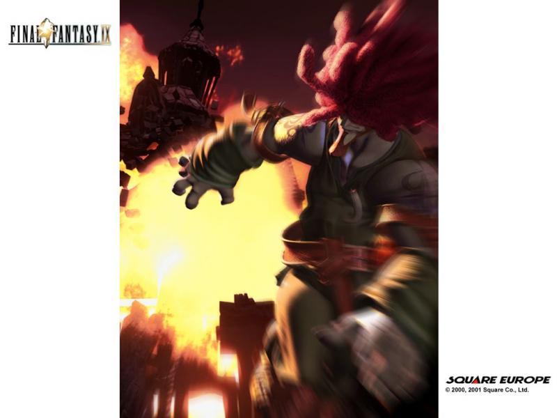Wallpaper tarask Final Fantasy 9