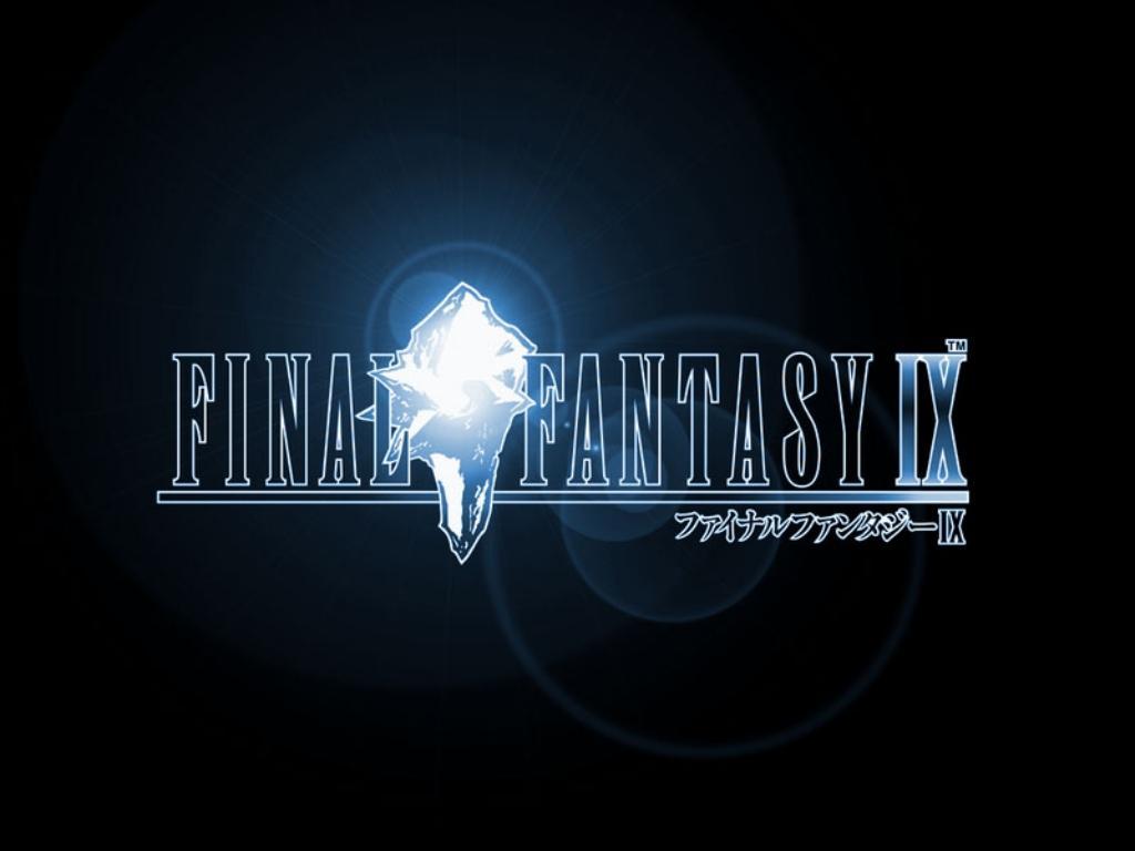 Wallpaper Final Fantasy 9 titre