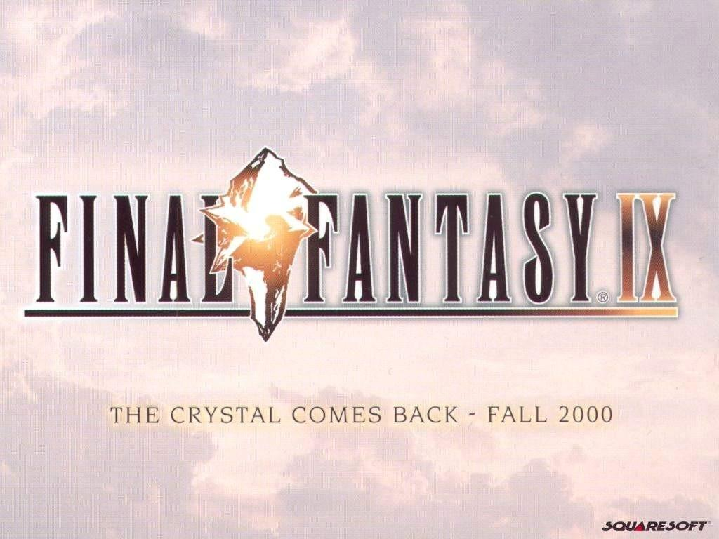 Wallpaper tittre Final Fantasy 9