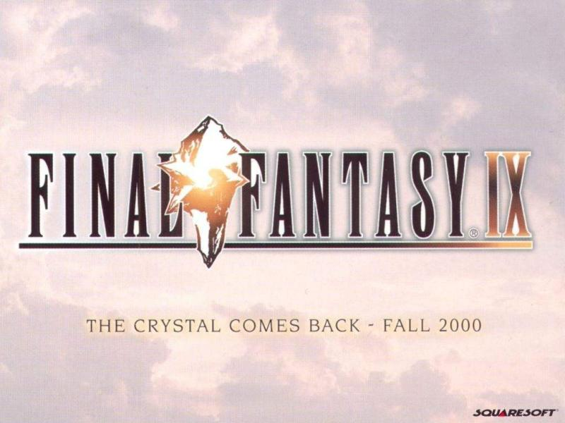 Wallpaper Final Fantasy 9 tittre