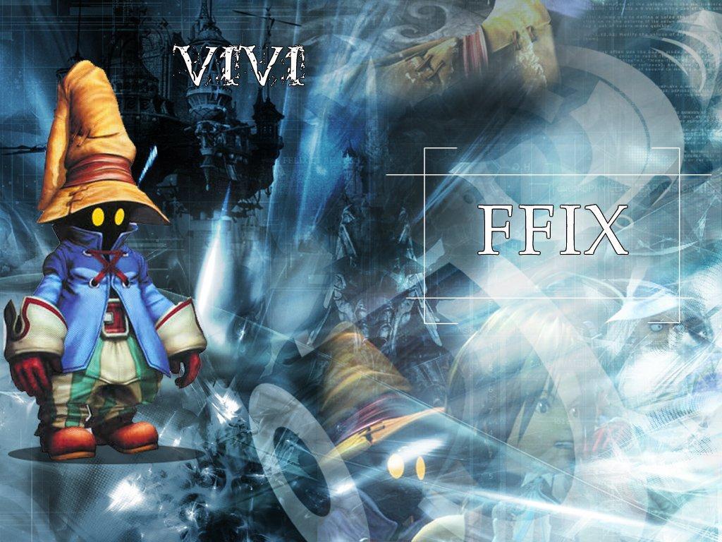 Wallpaper Final Fantasy 9 vivi