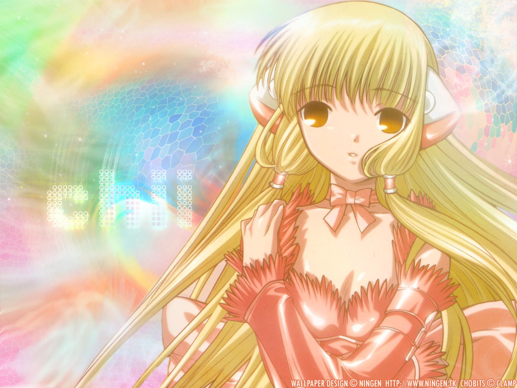 Wallpaper Chobits chii