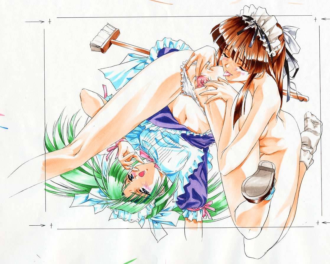 Wallpaper Gouine lesbienne