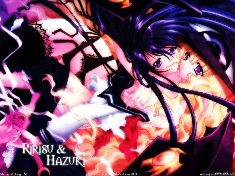 Wallpaper Gouine ririsu hasuki
