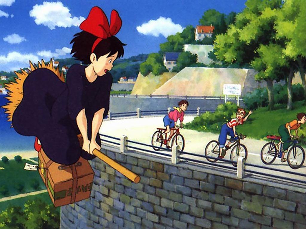 Wallpaper ciel Kiki