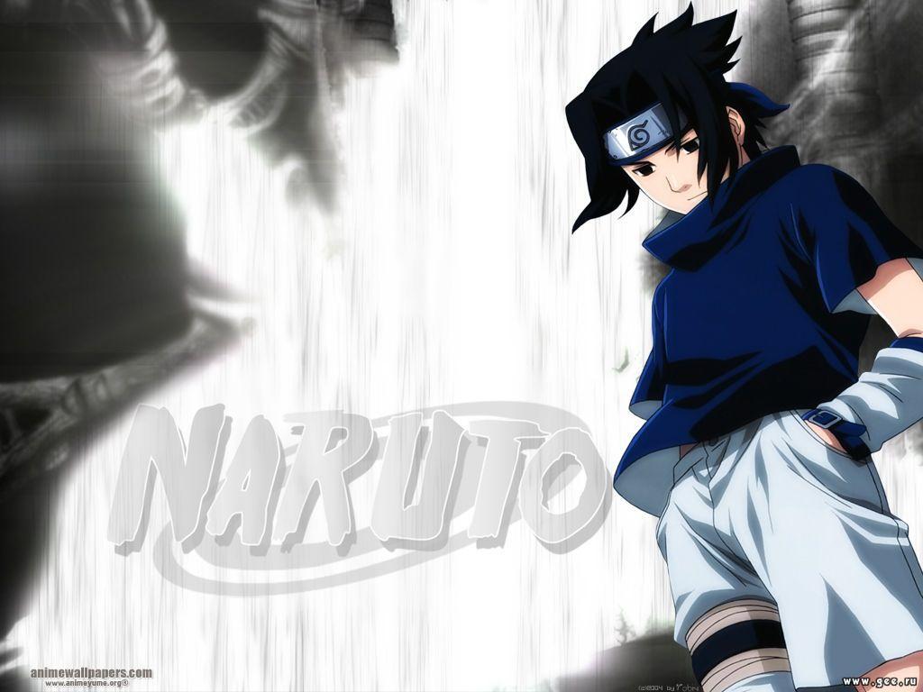 Wallpaper sasuke Manga Naruto