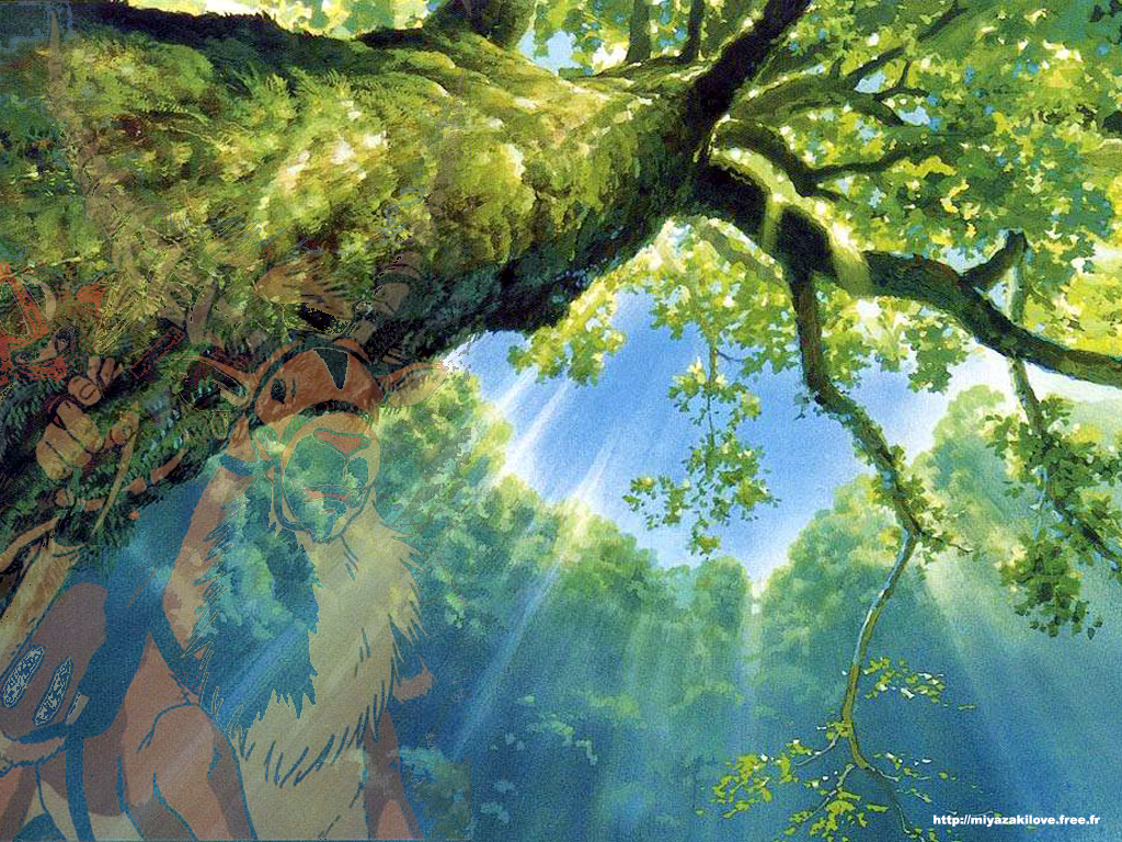 Wallpaper Mononoke yakubu