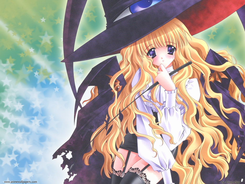 Wallpaper belle magicienne Soft