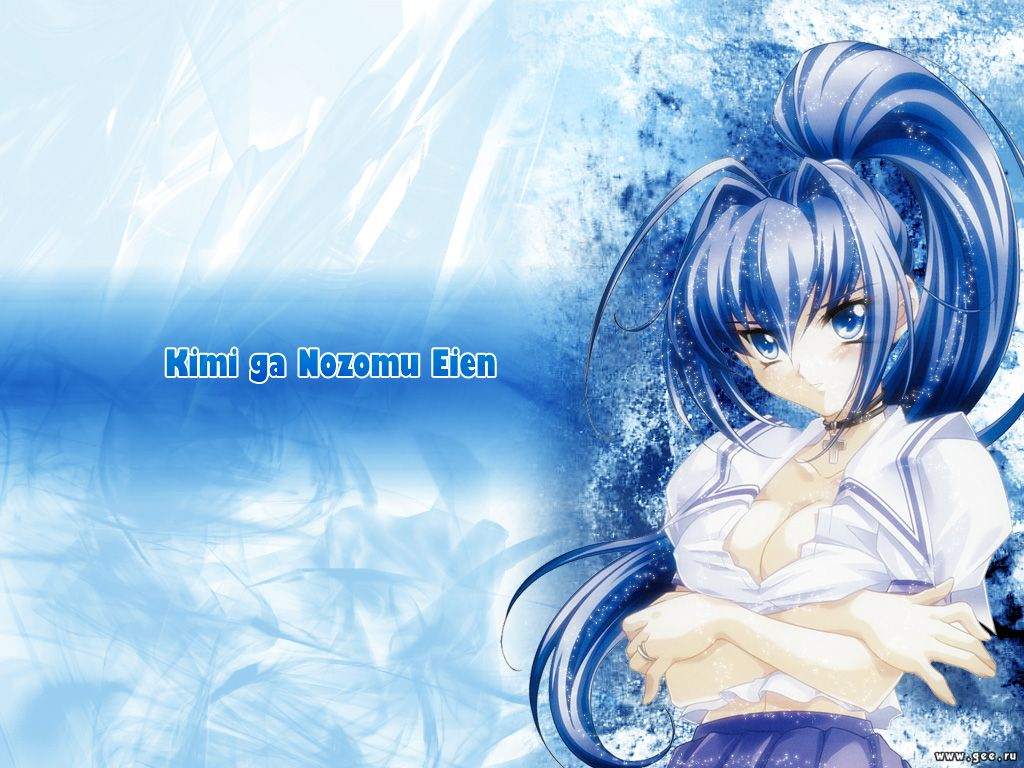 Wallpaper kimi ga nozomu eien Soft