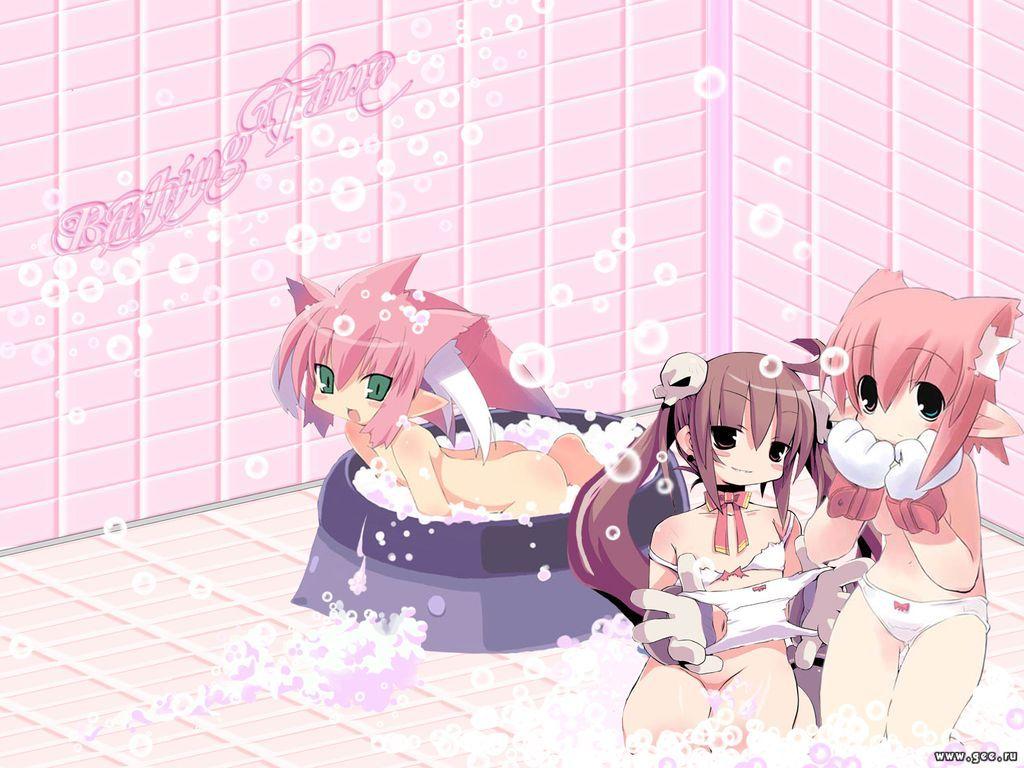 Wallpaper salle de bain Soft