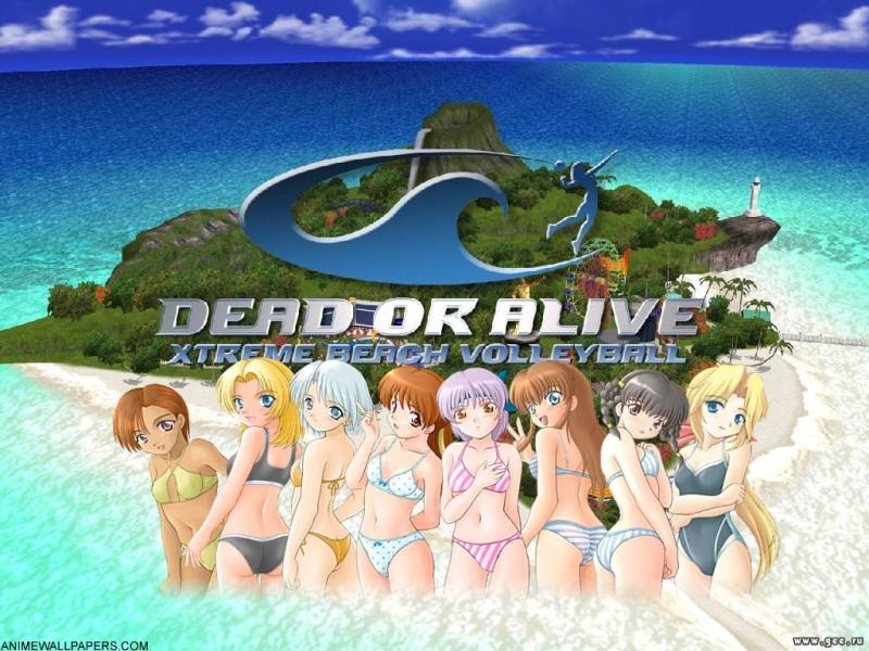 Wallpaper dead or alive Soft