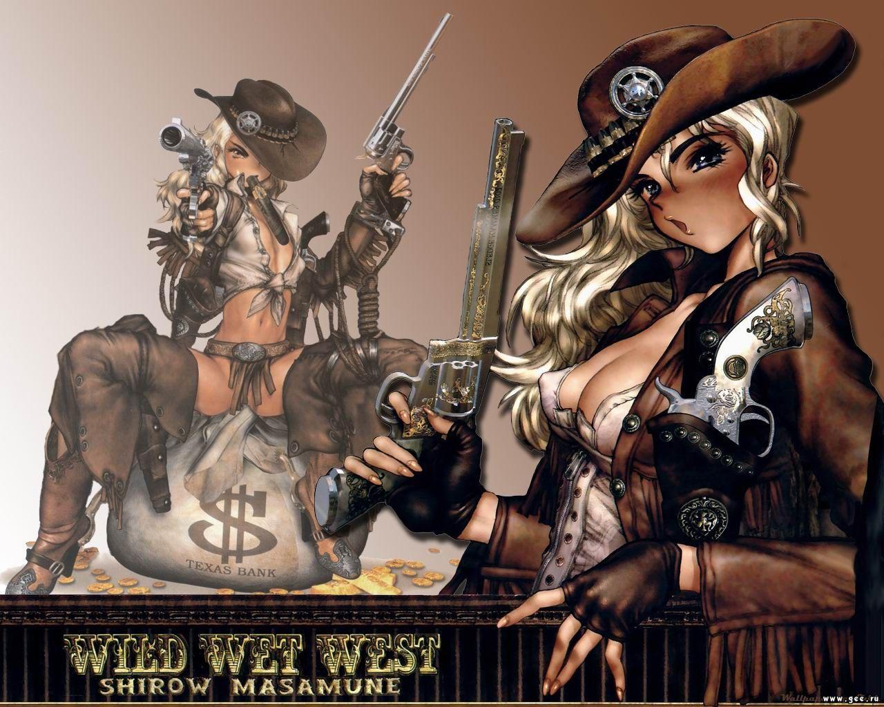 Wallpaper wild wet west Soft