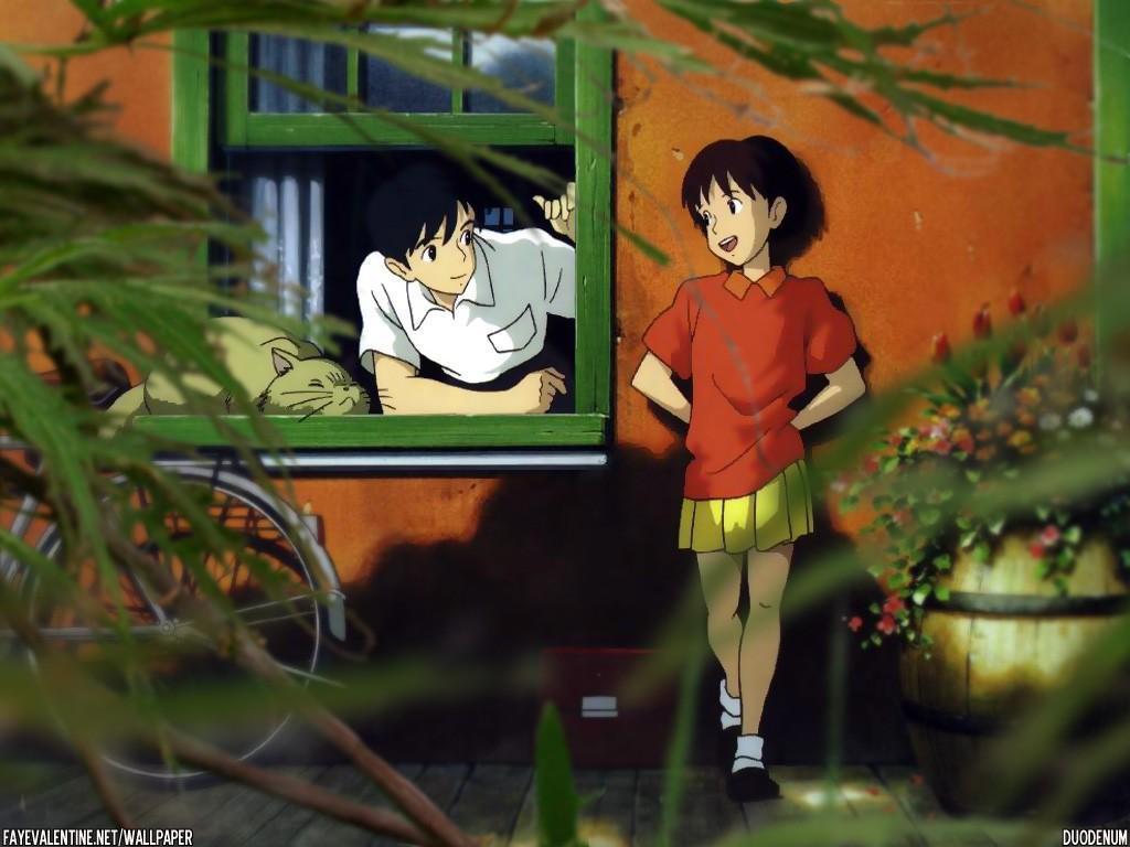 Wallpaper manga whisper Whisper