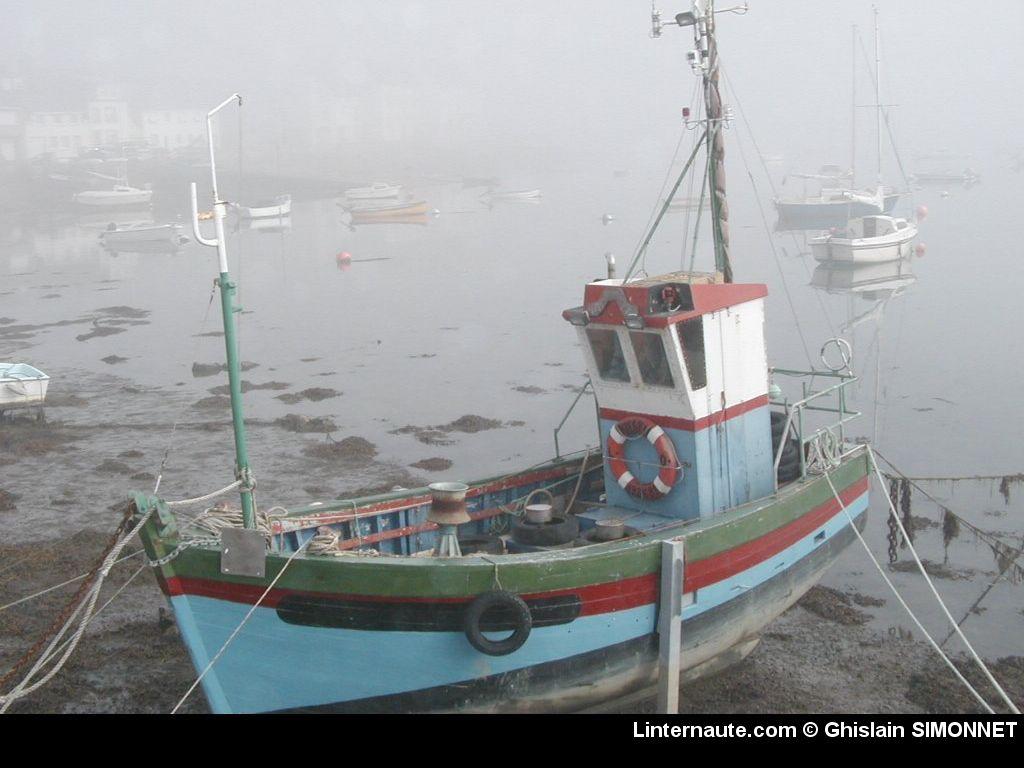 Wallpaper bateau Paysages