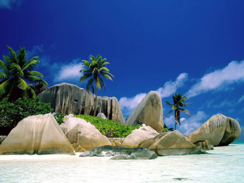 Wallpaper eau tropiques ciel Paysages