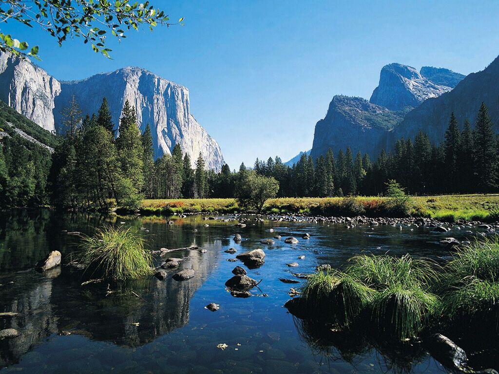 Wallpaper montagne paysages / fond d'écran montagne paysages