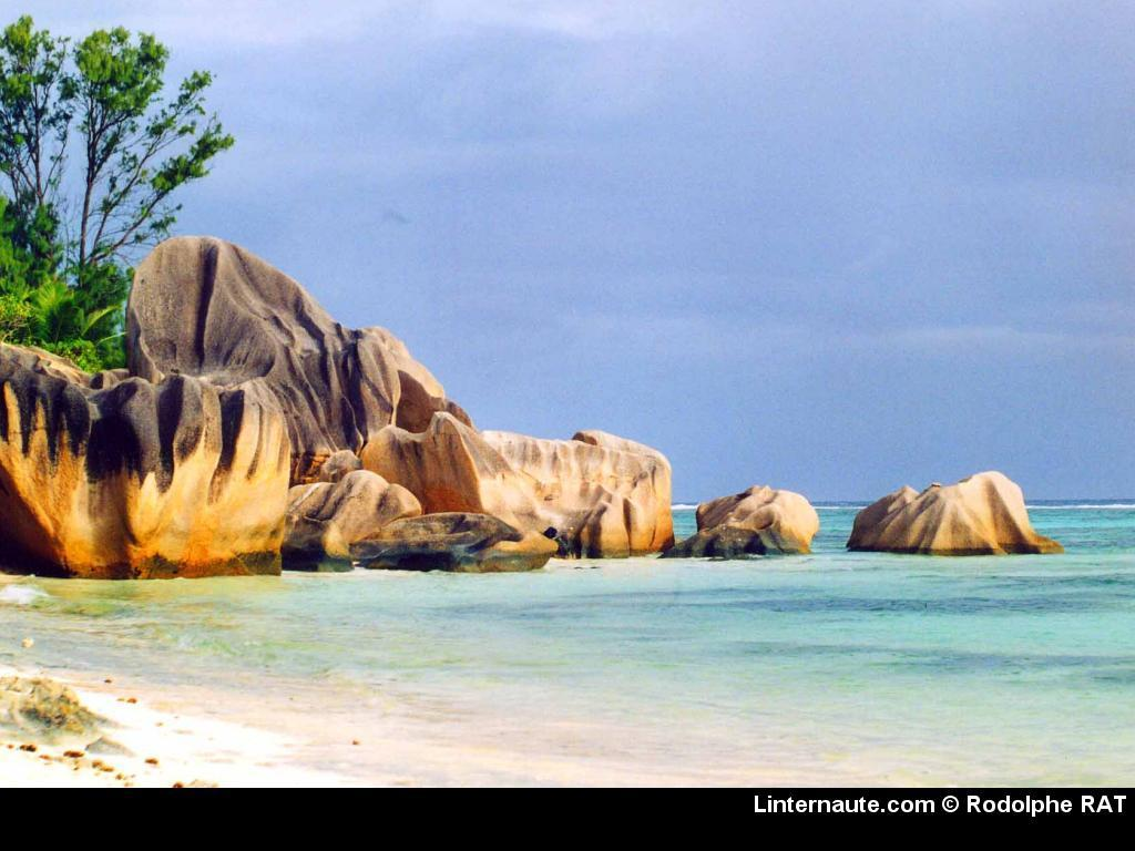 Wallpaper Paysages Plage
