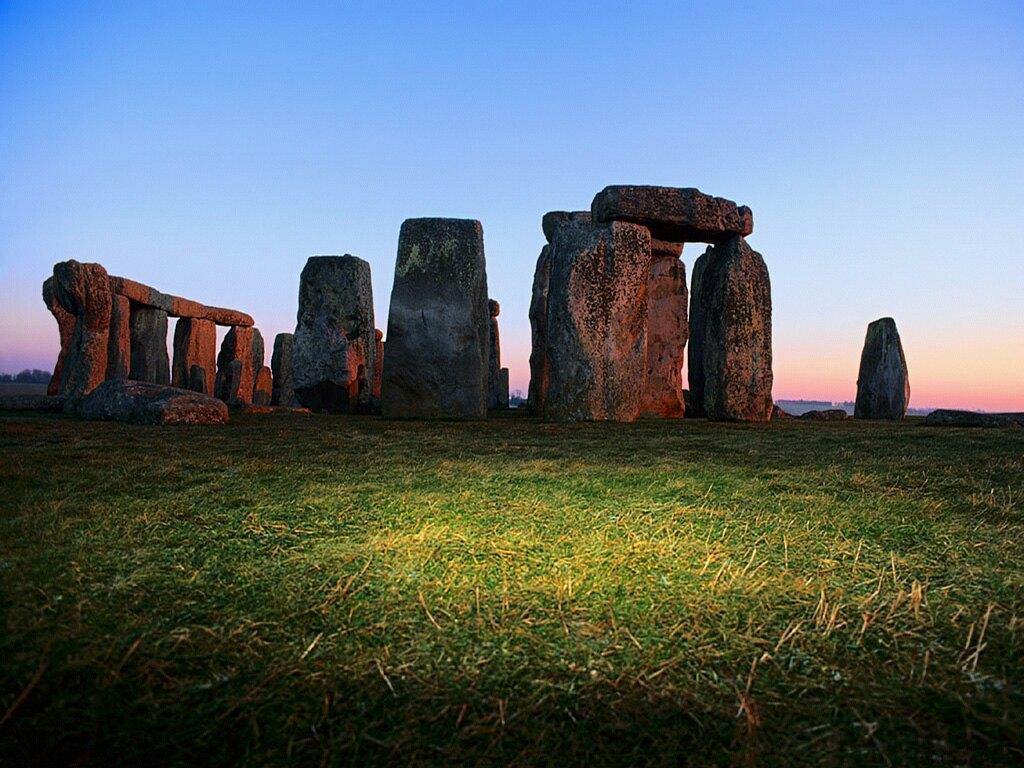 Wallpaper dolmen Paysages