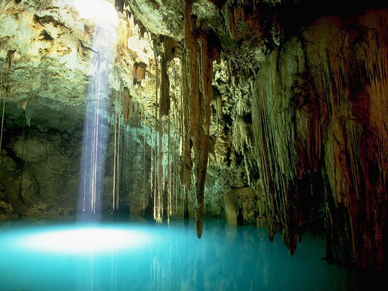 Wallpaper grotte Paysages