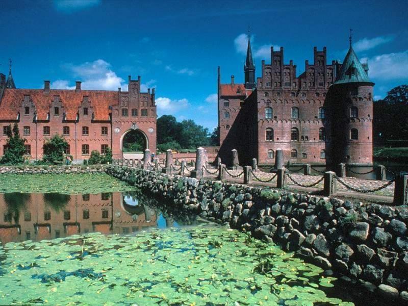 Wallpaper jolie chateau Paysages