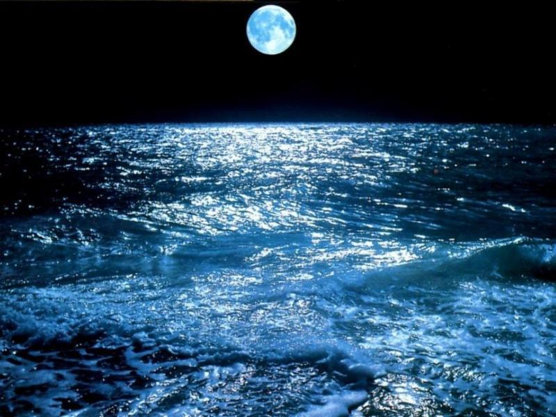Wallpaper Paysages ocean