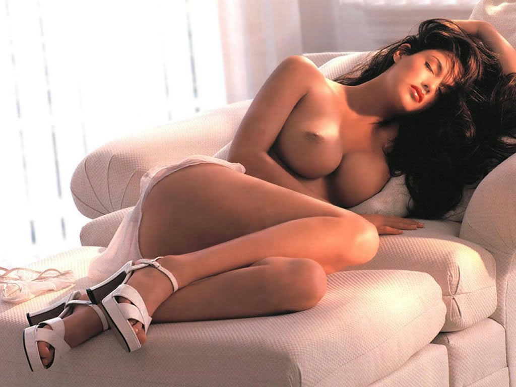 Wallpaper nue Sexe & Charme