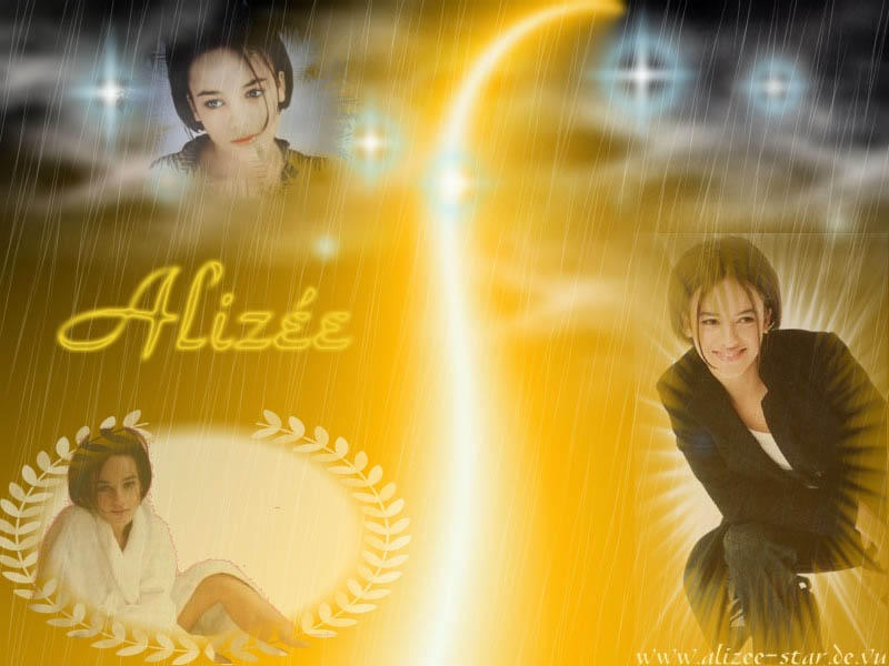 Wallpaper alizee Alizee