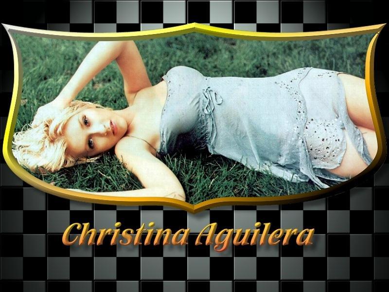 Wallpaper christina Christina Aguilera