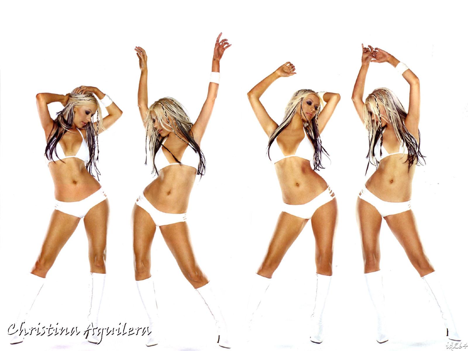 Wallpaper Christina Aguilera christina aguilera