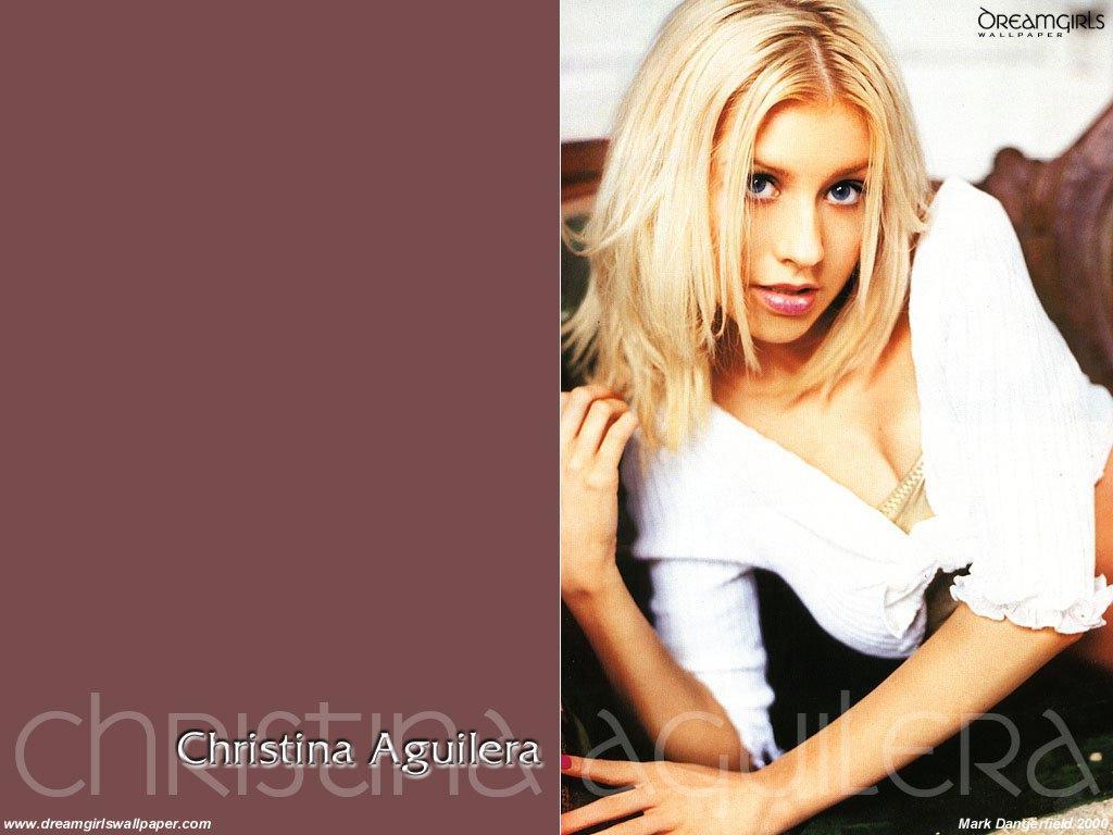 Wallpaper jolie christina Christina Aguilera