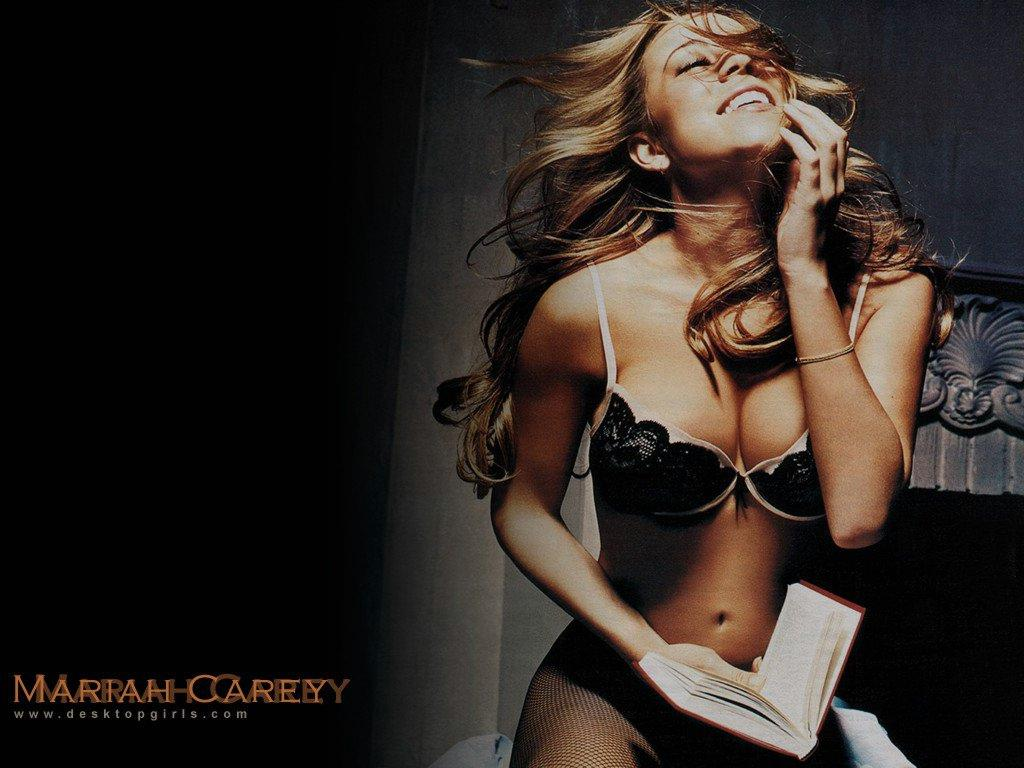 Wallpaper exitation Mariah Carey