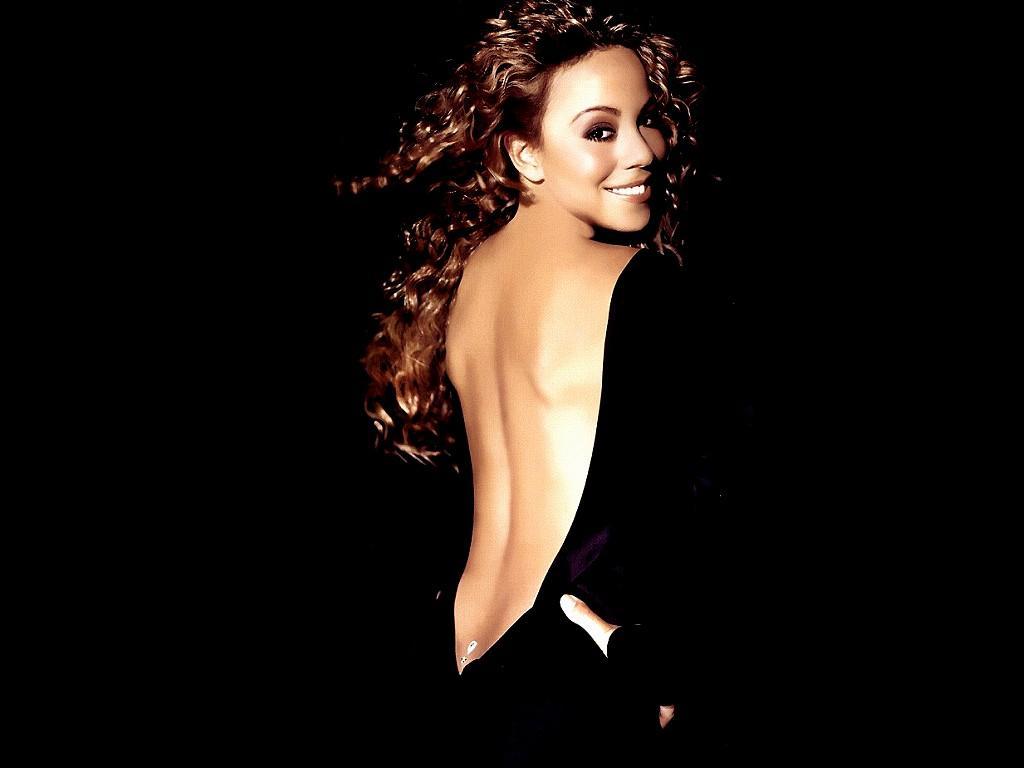 Wallpaper tenue a fermeture Mariah Carey