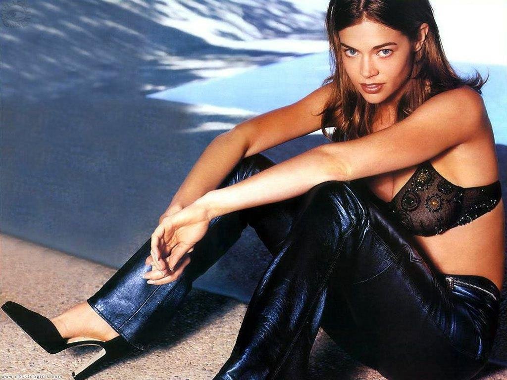 Wallpaper Denise Richards repos
