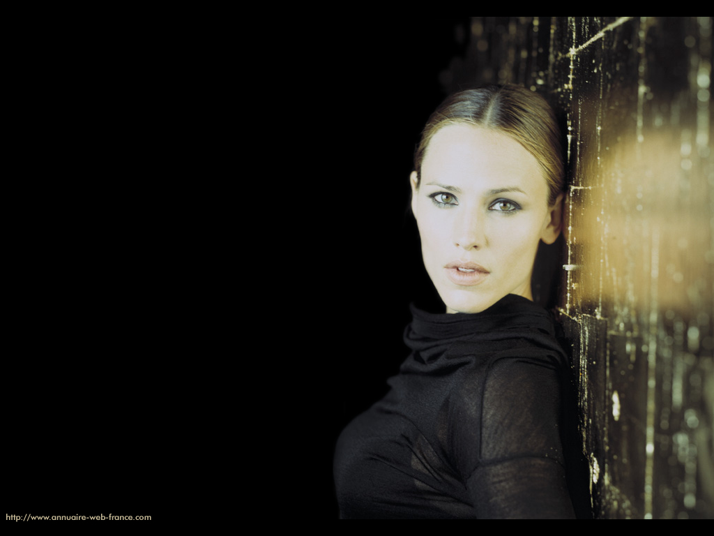 Wallpaper Alias Promo Jennifer Garner