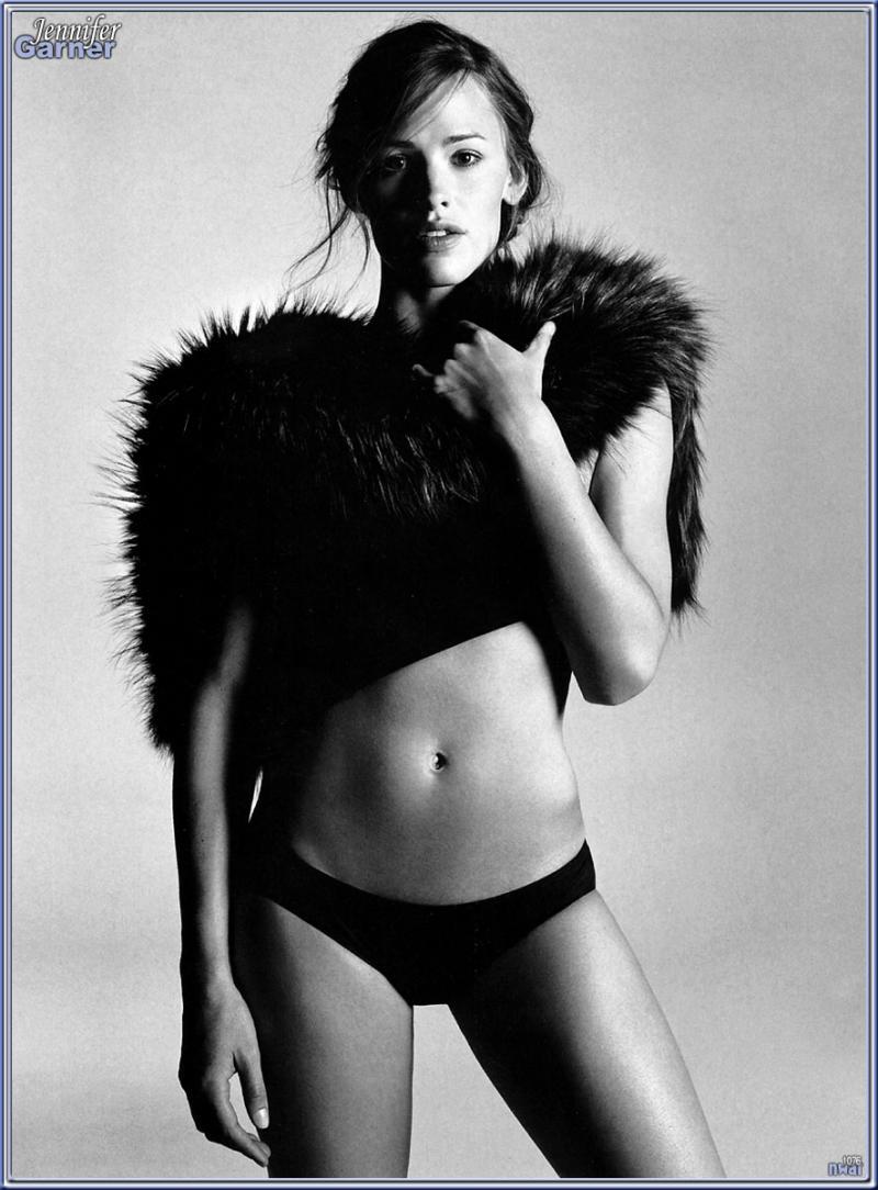 Wallpaper sexy Jennifer Garner