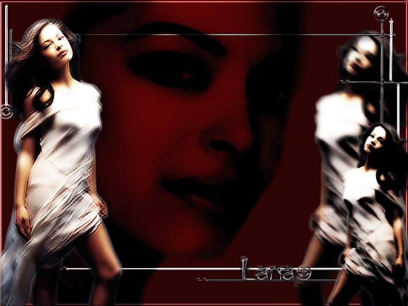 Wallpaper Kristin Kreuk Art
