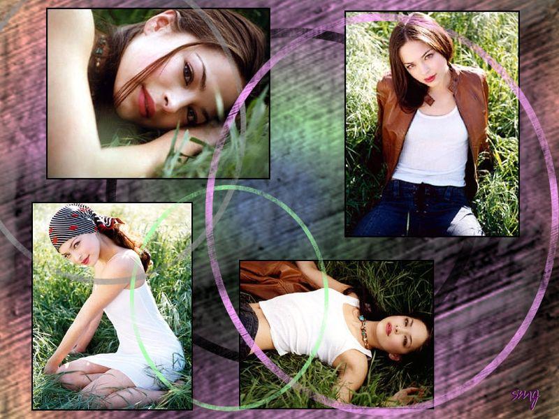 Wallpaper Lana Lang Kristin Kreuk