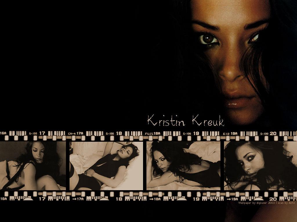 Wallpaper Kristin Kreuk Lana Lang Art