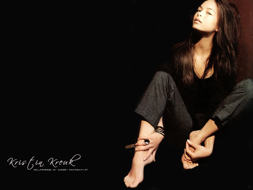 Wallpaper top sexy Kristin Kreuk