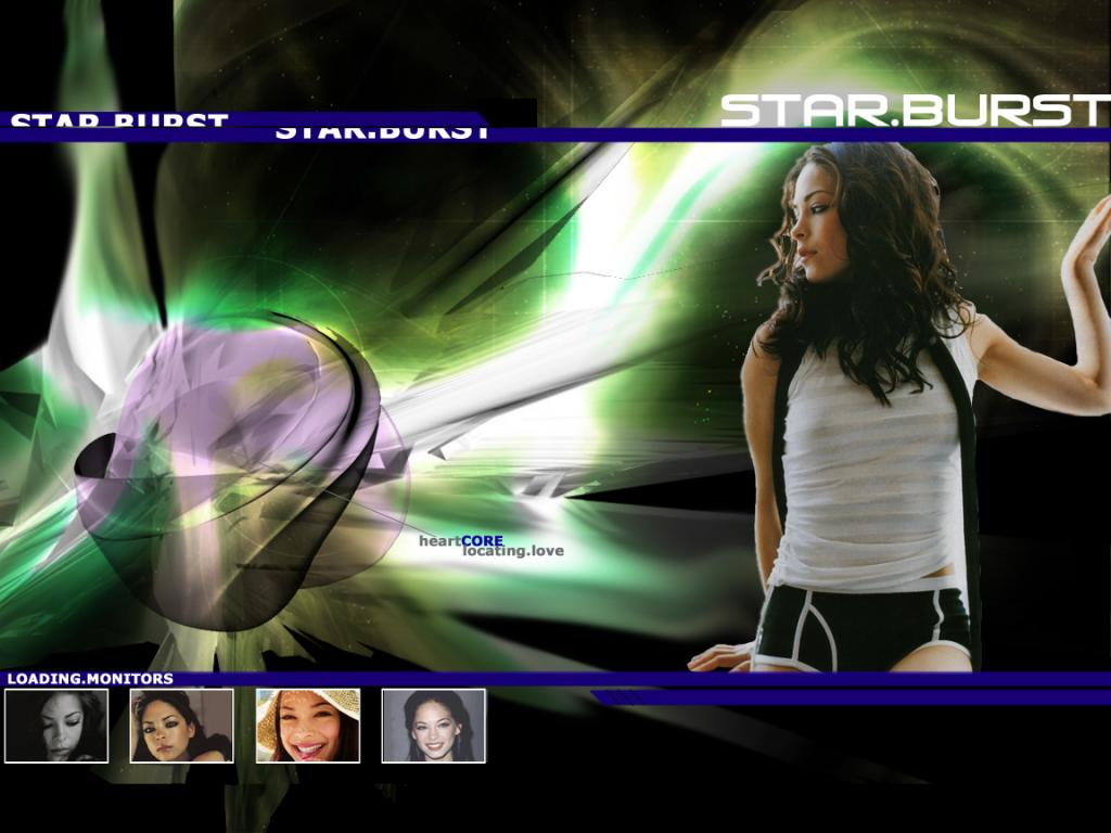 Wallpaper Lana Lang Art Kristin Kreuk