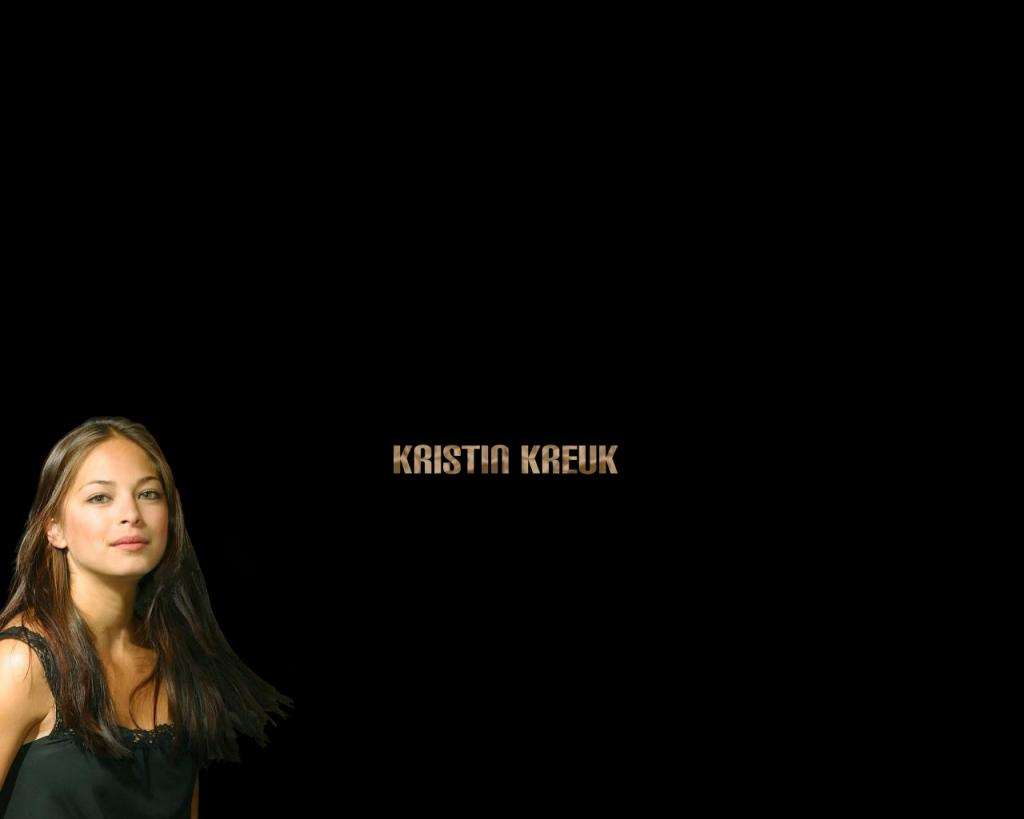 Wallpaper Kristin Kreuk Lana top sexy