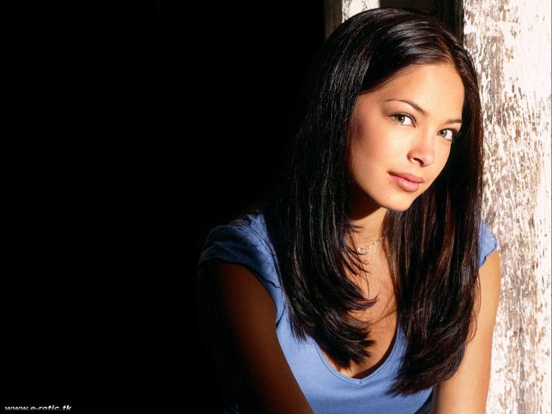 Wallpaper Lana top sexy Kristin Kreuk