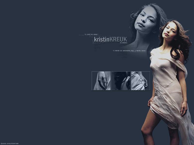 Wallpaper ange Kristin Kreuk