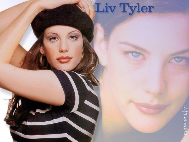 Wallpaper la marine Liv Tyler