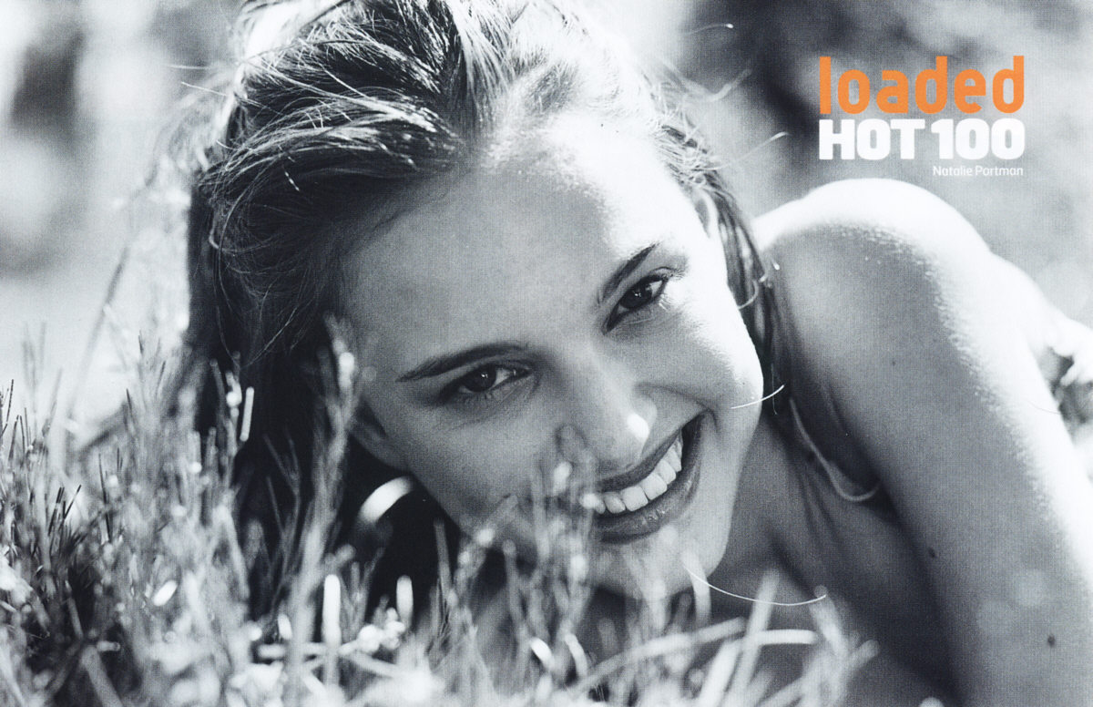 Wallpaper Portrait Natalie Portman