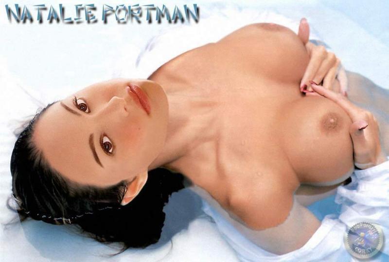 Wallpaper Sexy Natalie Portman
