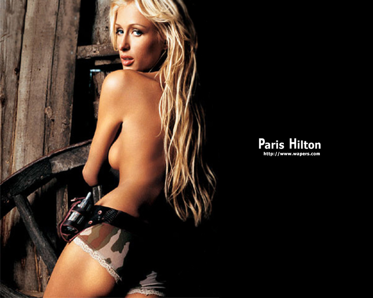 Sexy hot paris hilton