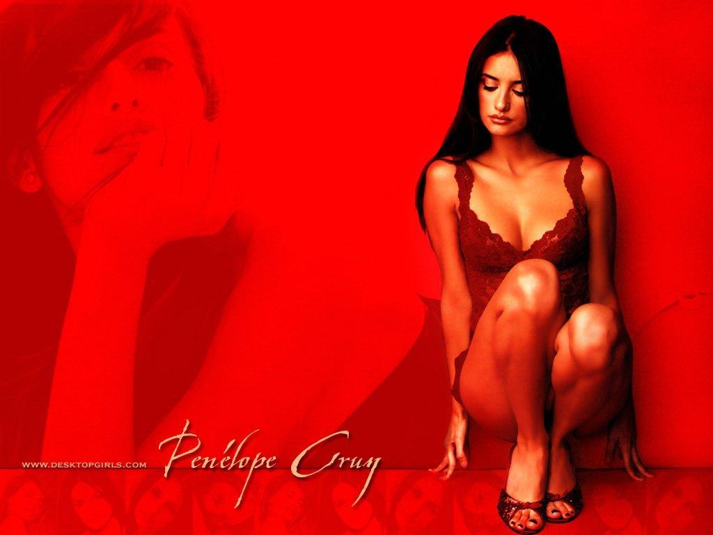 Wallpaper Penelope Cruz sexy