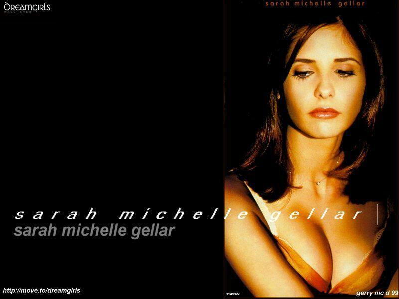 Wallpaper Ange ou Demon Sarah Michelle Gellar